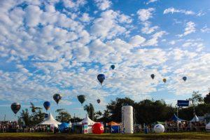 Festival de Balonismo (foto http://www.torres.rs.gov.br/balonismo/)