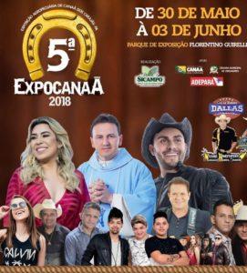 Expo Canaã (foto https://portalcanaa.com.br)