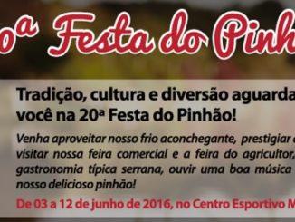 Festa do Pinhao (foto http://www.portaldafolha.com.br)
