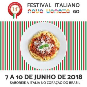 Festival Italiano Nova Veneza (foto reprodução facebook