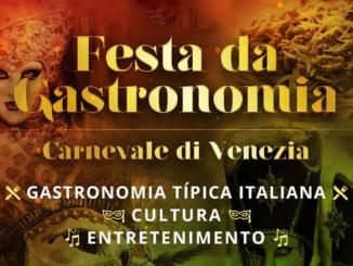 Festa da Gastronomia (foto https://www.portalveneza.com.br)