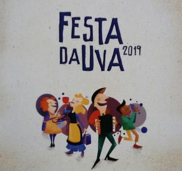 Festa Nacional da Uva (foto reprodução facebook)