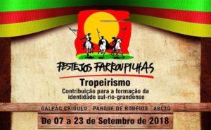 Festejos Farroupilhas (foto http://www.bentogoncalves.rs.gov.br