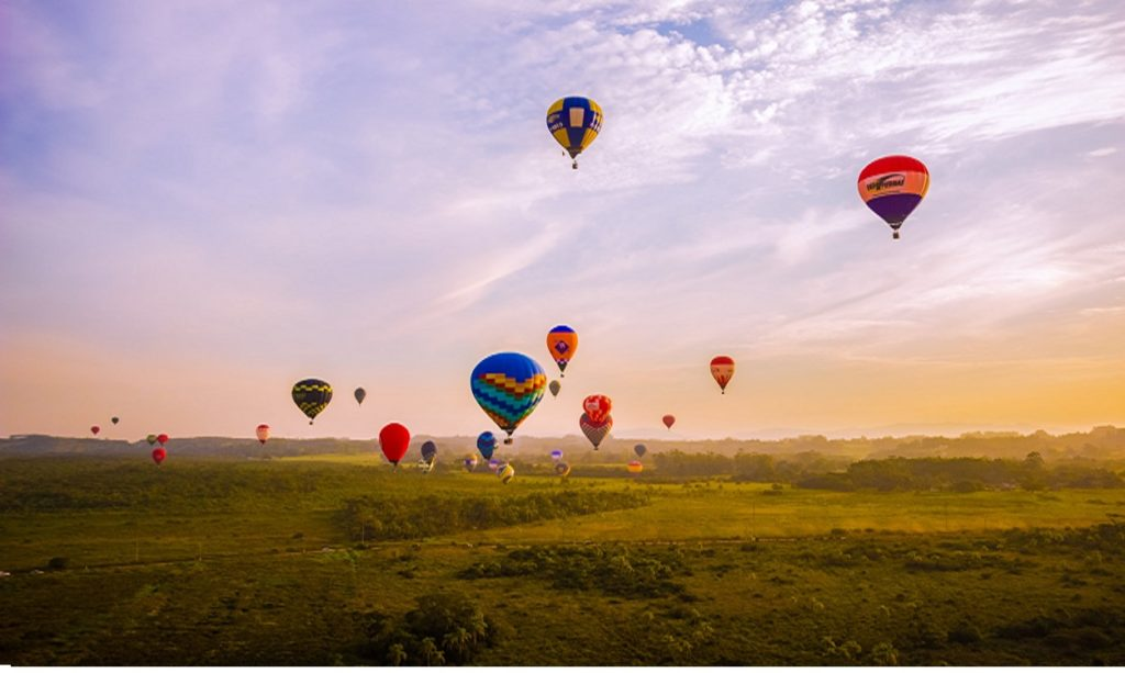 Festival de Balonismo Torres 2020