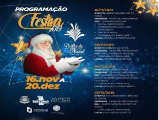 Natal Luz Piratuba 2019