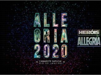 Camarote Alegria 2020