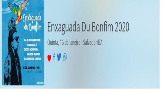 Enxaguada Du Bonfim 2020