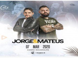 Jorge e Mateus Campo Mourão 2020