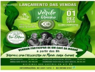 Baile Verde e Branco 2020