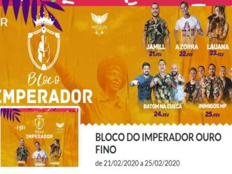 Bloco do Imperador 2020
