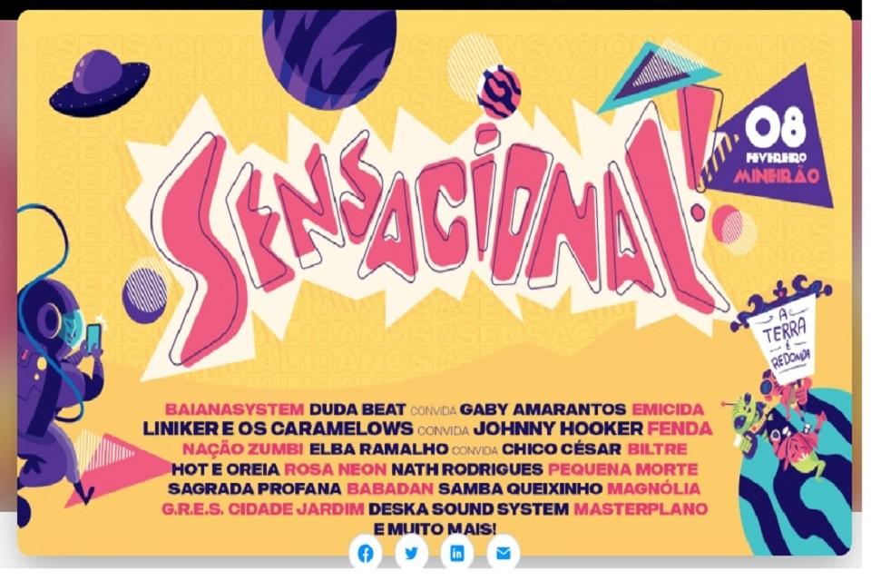 Festival Sensacional 2020