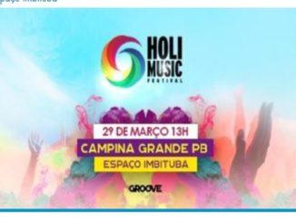 Holi Music Festival 2020