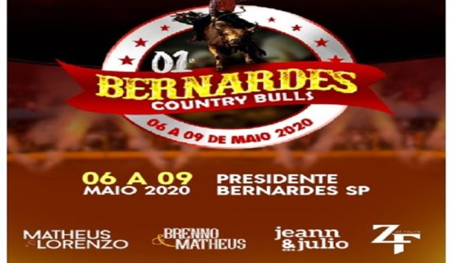 Bernardes Country Bulls 2020