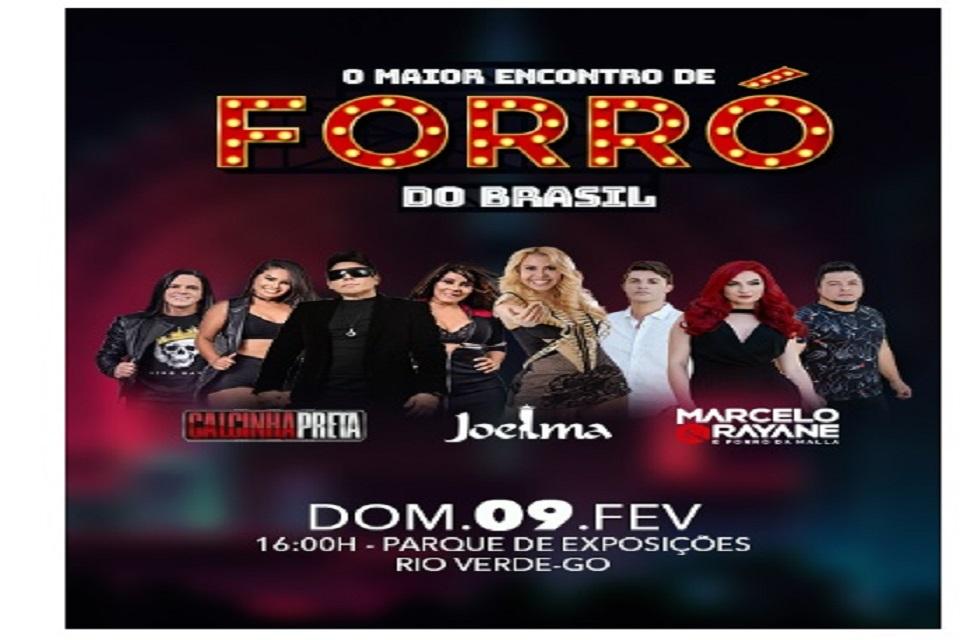 Encontro de Forró 2020 Rio Verde