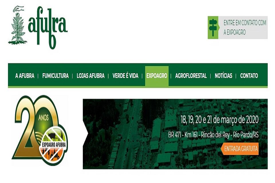Expoagro Afubra 2020