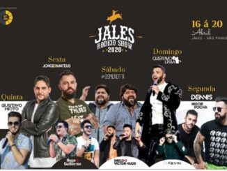 Jales Rodeio Show 2020