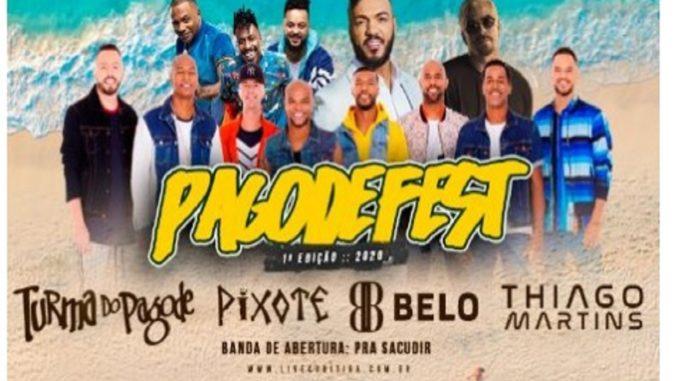 Pagode Fest 2020