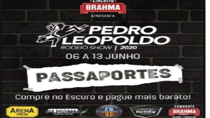 Pedro Leopoldo Rodeio Show 2020