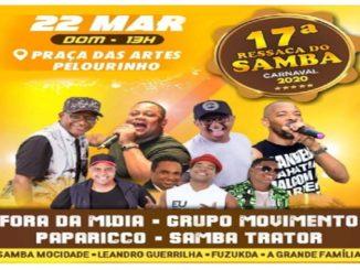 Ressaca do Samba 2020