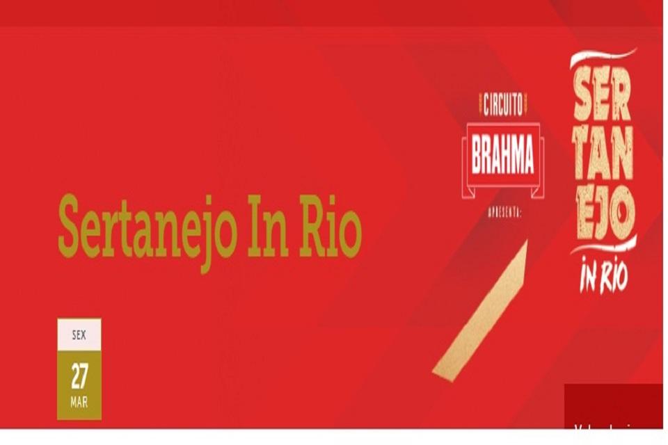 Sertanejo in Rio 2020