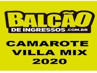 Camarote Villa Mix 2020
