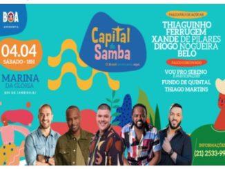 Capital do Samba 2020