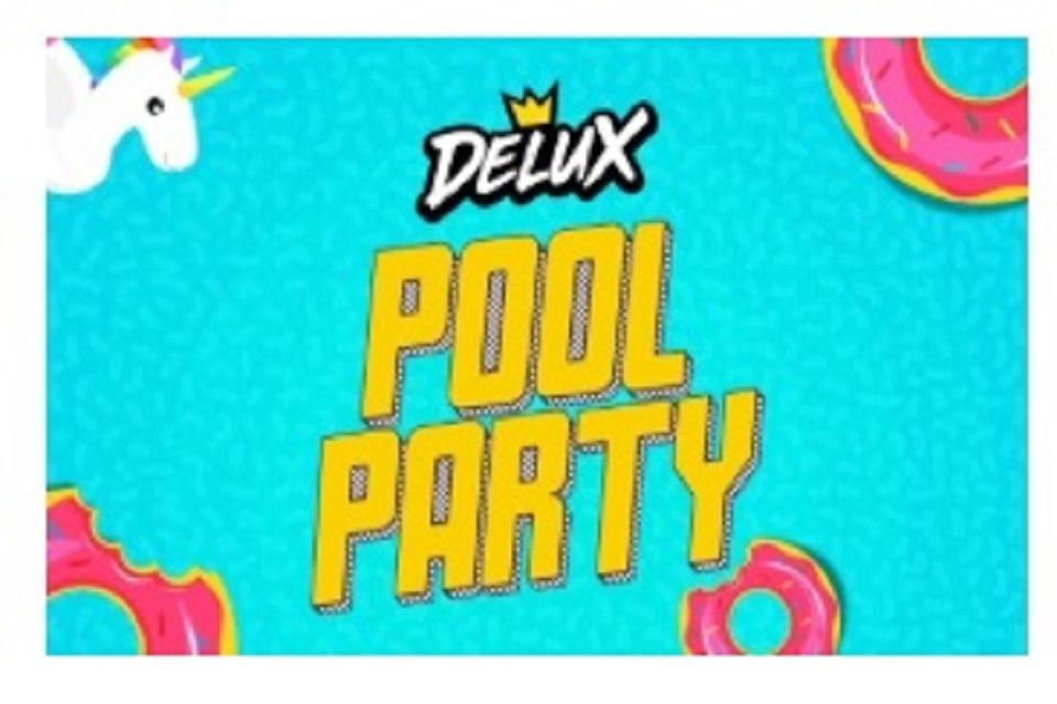 Delux Pool Party 2020