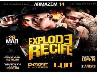 Explode Recife 2020