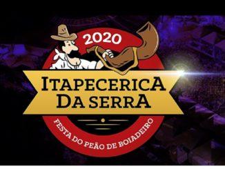 Festa Itapecerica da Serra 2020