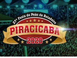 Festa do Peão de Boiadeiro Piracicaba 2020