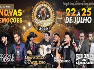 Festa do Peão Miguelópolis 2020