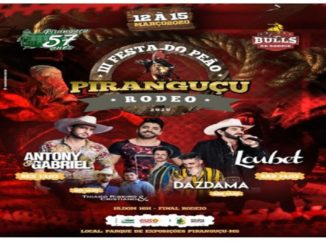 Festa do Peão Piranguçu Rodeo 2020