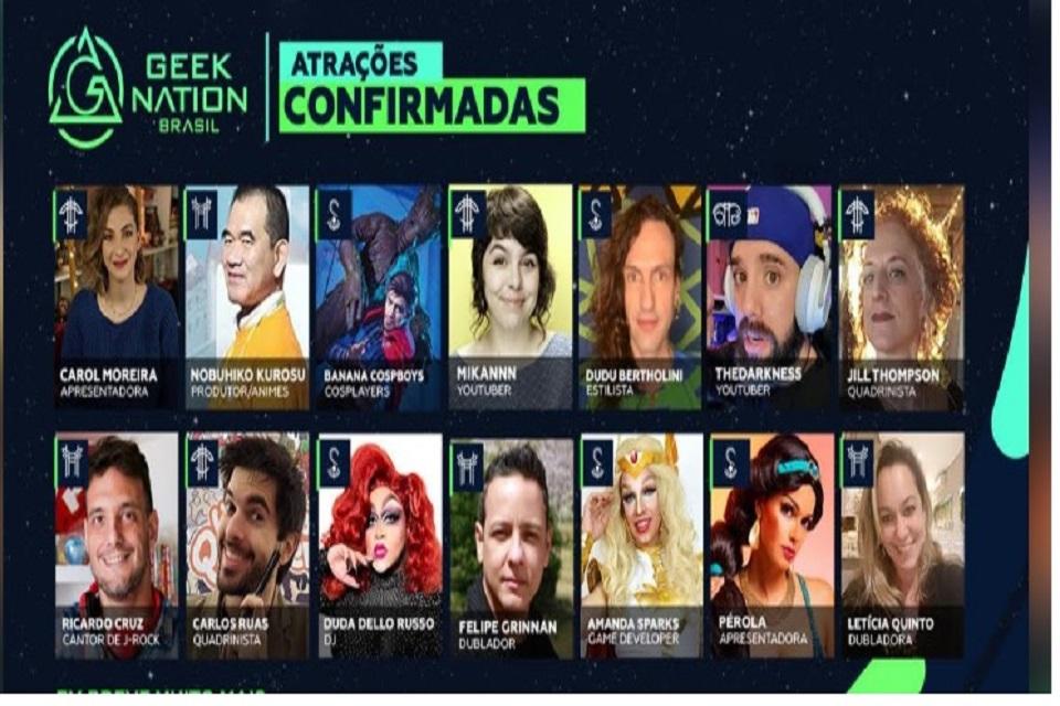 Geek Nation Brasil 2020