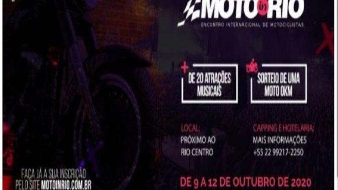 Moto in Rio 2020