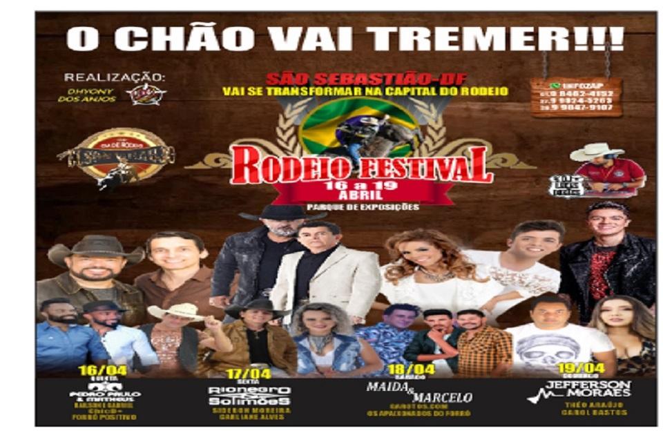 Rodeio Festival São Sebastião 2020
