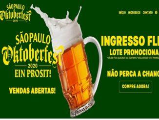 São Paulo Oktoberfest 2020