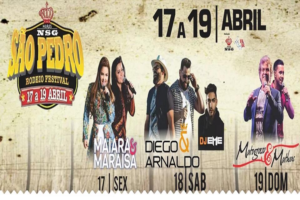 São Pedro Rodeio Festival 2020