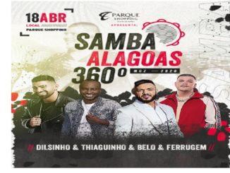 Samba Alagoas 2020