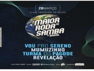 A Maior Roda de Samba do Brasil 2020