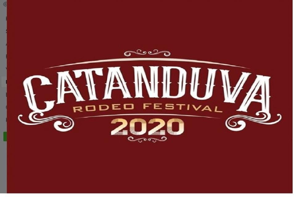 Catanduva Rodeo Festival 2020