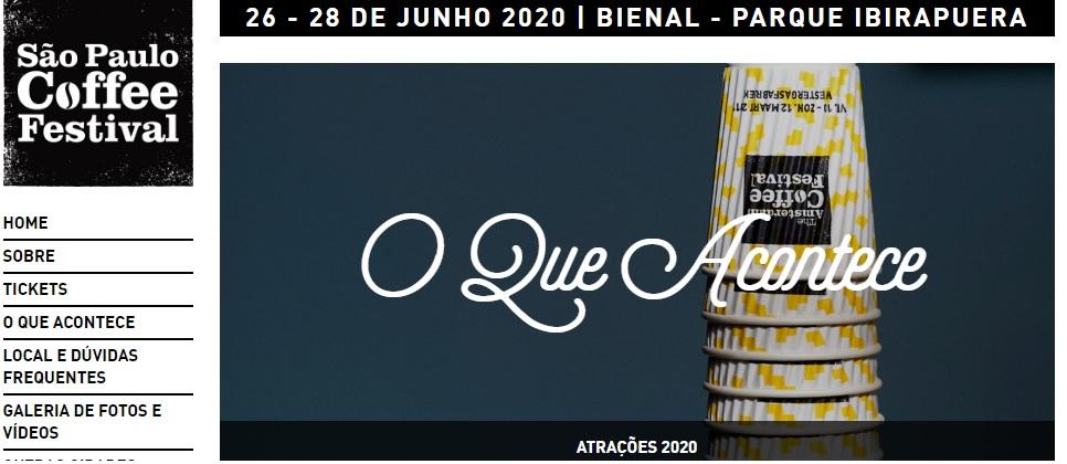 São Paulo Coffee Festival 2021