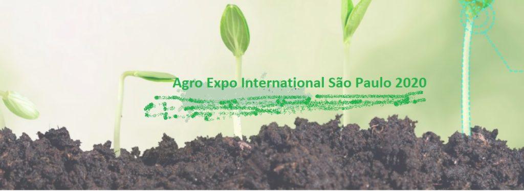 Agro Expo International São Paulo 2020