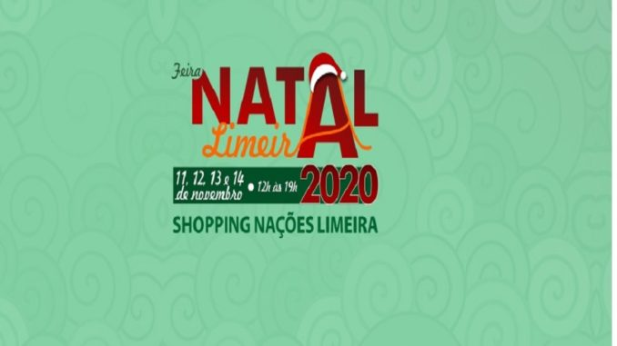 Feira Natal Limeira 2020
