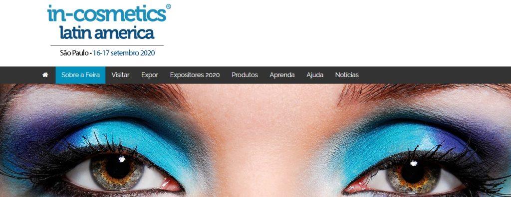 IN Cosmetics Latin América 2021