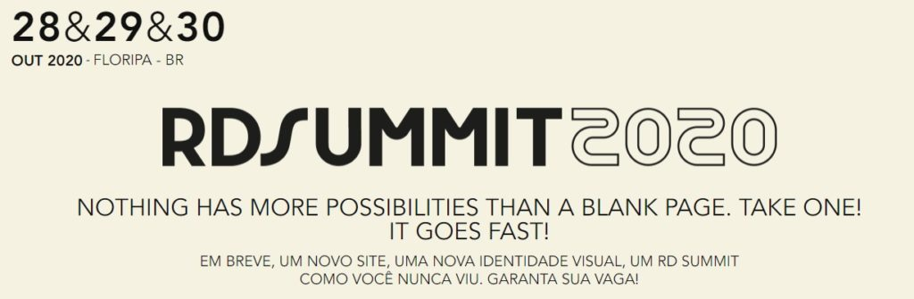 RD Summit 2020