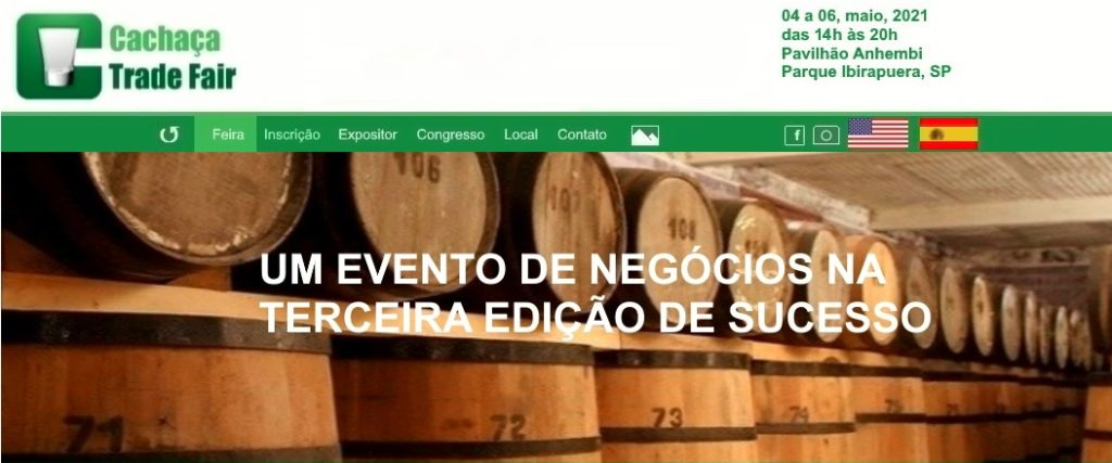 Cachaça Trade Fair 2021