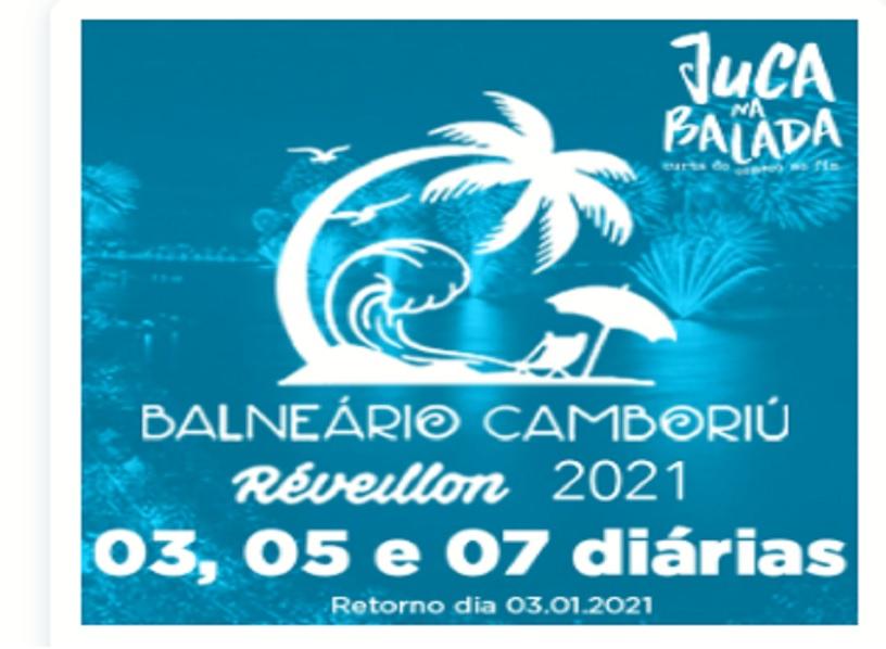 Reveillon Balneário Camboriu 2020-2021