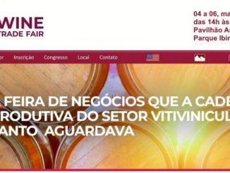 São Paulo Wine Trade Fair 2021