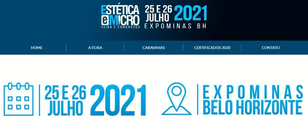 Estética e Micro 2021