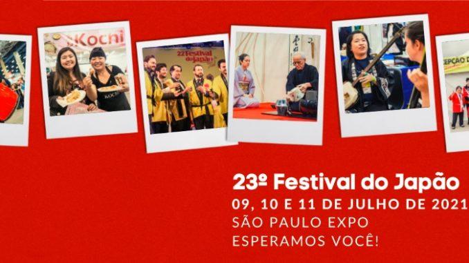 Festival do Japão de São Paulo 2021